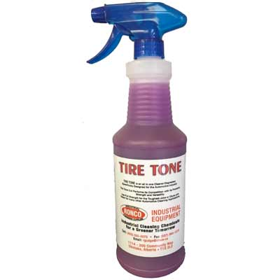 Tire tone ultrasonic Cleaner Solution